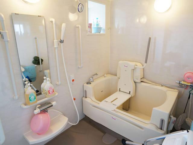 あんねいの家やとみ【浴室1】