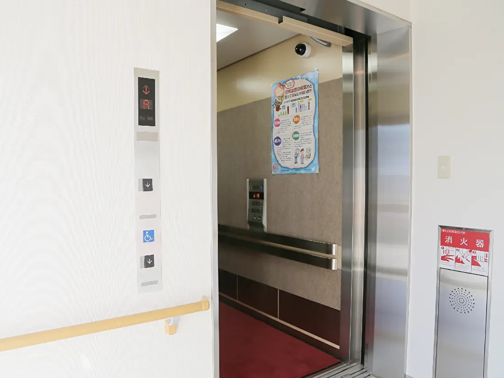 グラード浄心【エレベーター】