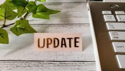 HP更新情報